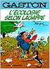 """""""L'écologie selon Lagaffe"""" mascotte Nations Unies pour l'environnement..."""