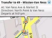 Google ajoute voix Maps