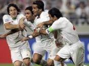 Iran footballeurs s'engagent.