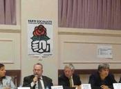 Parti socialiste Débat Havre pénitentiaire
