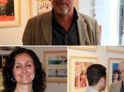 Vernissage l'exposition Mirallès Paris