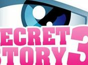 Tous secrets candidats Secret Story