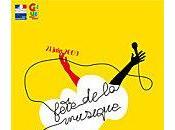 France fête musique avec grand concert