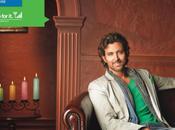 Hrithik Roshan pour Reliance Mobile