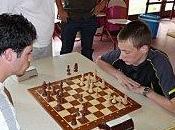 Romain Lacroix, champion d'échecs Tarn Garonne