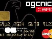 Carte Bancaire MasterCard NICE