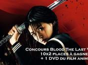 RESULTATS: gagnants concours Blood Last Vampire