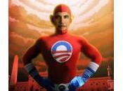 Barack Obama Super Héros
