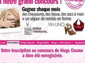 Concours Cosmo suite