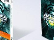 Boite Collector pour Metroid Prime Trilogy