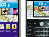 Gallimard fait guides Paris BlackBerry, iPhone Android
