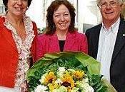 Jill Evans présidera groupe Bruxelles