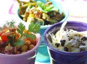 Salade chou blanc noix, comté raisins