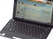Asus 1005HA test netbook design SeaShell
