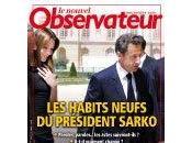 Sarkozy encore changé, sans blague
