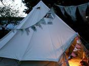 Camping chic shabby