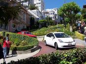 Lombard Street, route plus sinueuse États-Unis