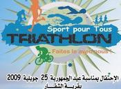 Triathlon Tunisie, Sport Olympique pure endurance
