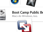 Utiliser Windows BootCamp VMware Fusion, choisir