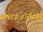 RECETTE CRETOISE paximadi pain d'orge biscotté