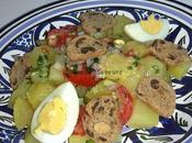 Salade pommes terre Biscuiterie Provence