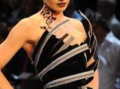maquillages coiffure défilé Haute Couture Automne:Hiver 2009-2010 Aymeric François