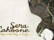 Chronique disque pour POPnews, Only Long Sera Cahoone