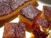 Gâteau Fondant l'Abricot