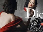 Marion Cotillard Lady Rouge pour Dior