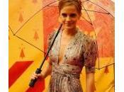Emma Watson montre culotte