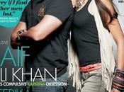 Saif Khan Deepika Padukone couverture filmfare