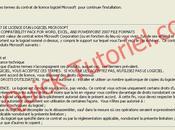 Lire fichier OpenOffice avec Microsoft Office.