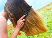 Soins naturels pour cheveux détresse