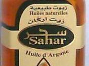 Pour efficacité maximum huile d'argan