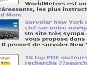 Derniers posts avec tumbnails: widget pour Blogger