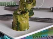 Cannelés aperitifs courgettes mousse d'épinards l'huître