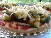 Pizzettes vite fait saveurs provençales