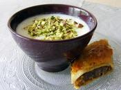 Douceurs jordaniennes pour tour monde recettes Mlle Gwen (baklawas sahlab)