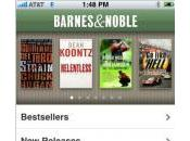 Barnes & Noble applications gratuites ebooks iPhone