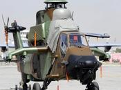 Afghanistan arrivée hélicoptères Tigre Kaboul