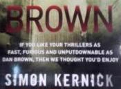 Brown, contrefaçon publicité livre d'un confrère