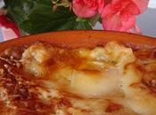 Lasagne bolognaise courgette