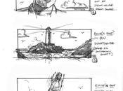 EXTRAITS STORY BOARD SHUTTER ISLAND MARTIN SCORSESE avec LEONARDO DICAPRIO