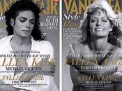 Vanity Fair hommage Michael Jackson Farah Fawcett