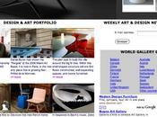 Nouvelle home page pour IDbazaar lancement d'un e-commerce design