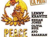 Peace concert pour paix Grand