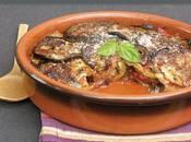 Gratin d'aubergines alla parmigiana
