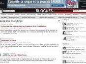 Lecture blogues