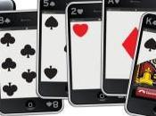 Cartes jouer iPhone
