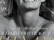 Michael Jackson Farrah Fawcett pour Vanity Fair septembre 2009
